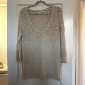 Oversized Zara Knit sweater